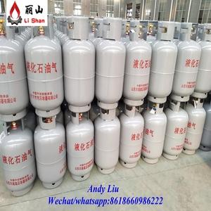 China supply bangladesh 12 5kg lpg gas cylinder price