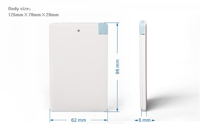 the lifesaver 2600mah portable charger manual