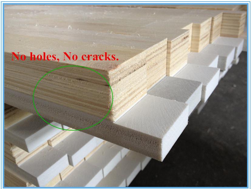 Laminated veneer lumber span tables