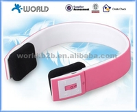 Factory direct sell cell phone case stickers fm radio bluetooth headset