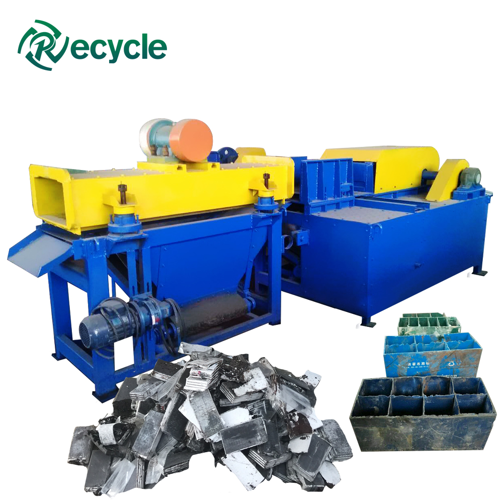 Battery Recycling Plant Suppliers And Printed Circuit Board Linescrap Shredderewaste Manufacturers At