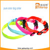 Hot Selling!New Pure color and spain TZ2110 LED Flashing collar--suit for puppy necklace