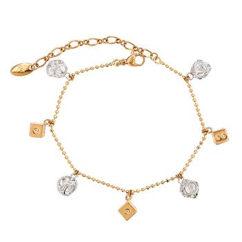 73416 Wholesale Vogue Fake Gold Plated Jewellery Women Bracelets ... 0ff93e916c