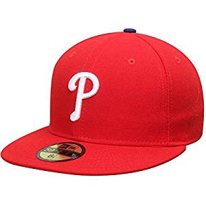 2851ba4bfa8 New Era Philadelphia Phillies MLB Authentic Collection 59FIFTY On Field Cap  NewEra