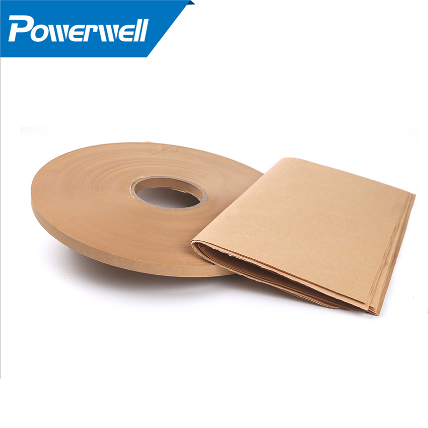 Enrolamento do motor de papel para isolação elétrica virgem presspan de imprensa de papel kraft brown kraft papel do motor