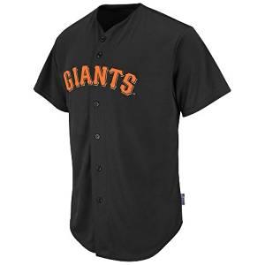 Get Quotations · San Francisco Giants Full-Button CUSTOM or BLANK BACK  Major League Baseball Cool-Base d5e91800d