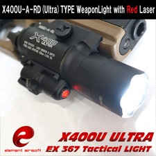 Ex 359 Element Tactical Light Sf X300 Ultra Led Rail Mounted ...