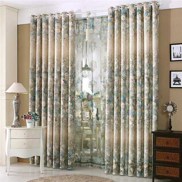 Luxury And Classic Curtains Eyelet Design Curtains Double