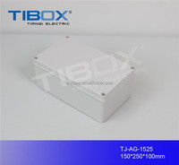 Tibox Wall mount plastic enclosure,electronic & instrument enclosures