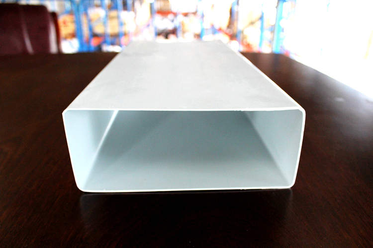Large size pvc square pipe buy