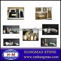 Wholesale China River stone bathroom accessories