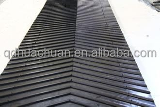 Abrasive High tensile Alkali Resistant Conveyor Belt