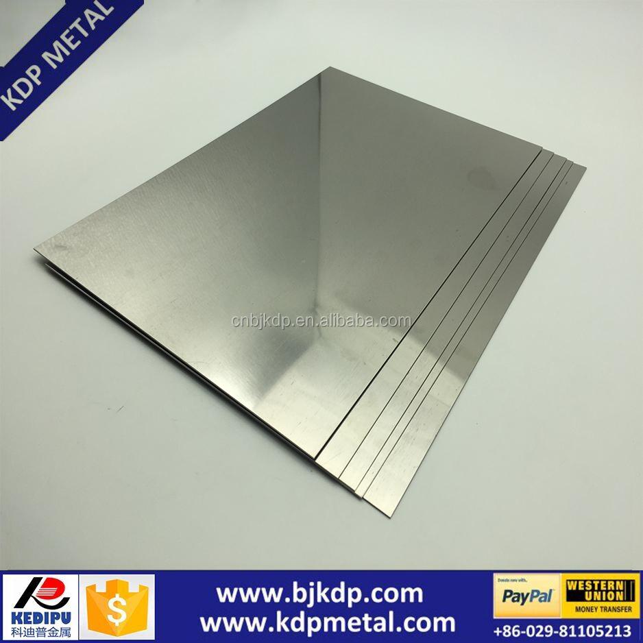 Astm B265 Annealed Grade 5 2mm Titanium Anode Sheet / Plate Price - Buy  Titanium Sheets Price,Titanium Sheets,2mm Titanium Anode Sheet Product on