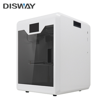 DC-2030 additive manufacturing 200mm clear ps filament 3d construction printer