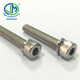 Carbon Steel, Stainless Steel, Brass ASME B18.13 SEMS screw