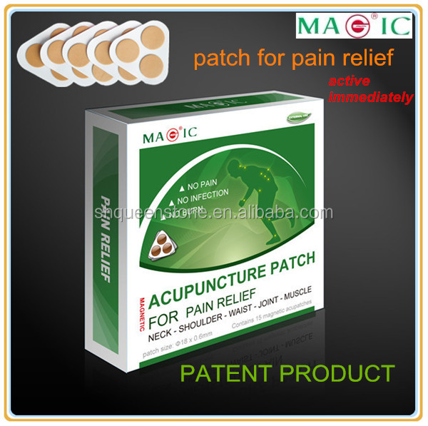 Health Care 15 Pieces=1 Bag Back/Neck/Shoulder Pain Relief Plaster 18X0.6 mm Chinese Medical Pain Patch for Joint/Muscle Pain