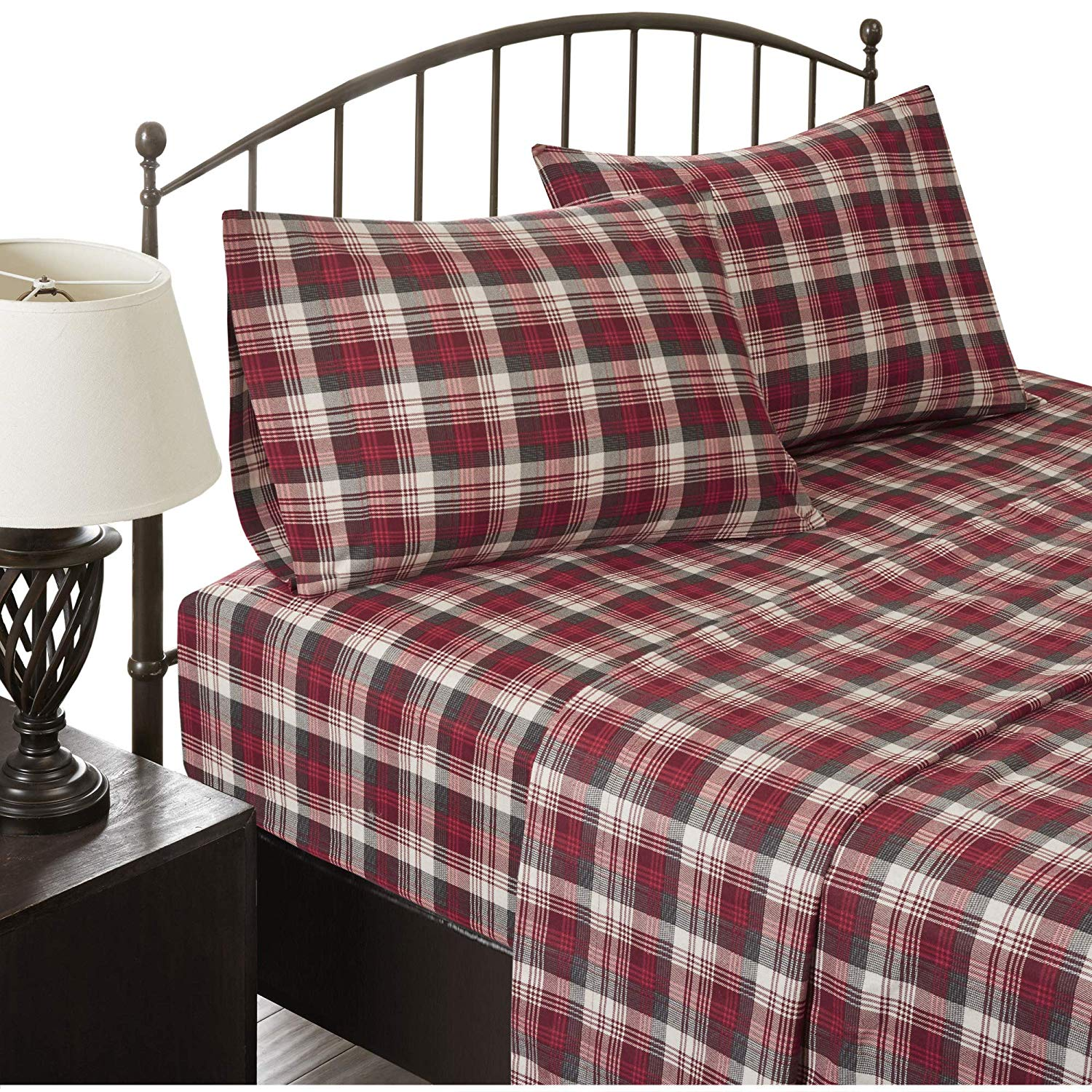 Cheap Red Plaid Flannel Sheets Find Red Plaid Flannel Sheets Deals On Line At Alibaba Com