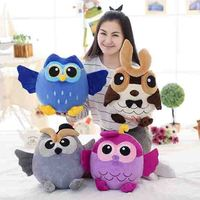 Top Sale Oem Soft Stuffed Animal Plush Toy Dogs That Look Real