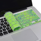 Custom colored notebook keyboard cover for Macbook 13