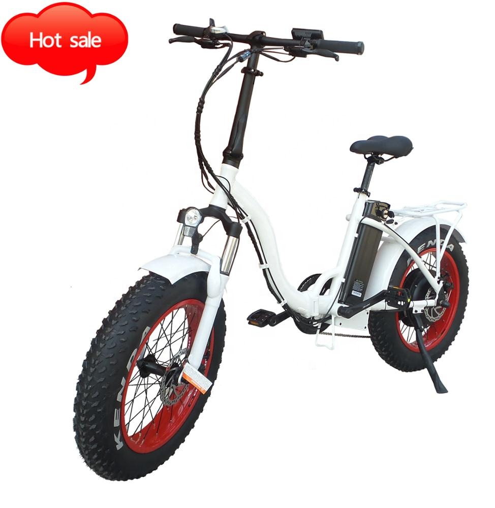 350W <strong>Folding</strong> E Bike Power Electric Bicycle ebike W/ 36V Lithium Battery 2 colors European
