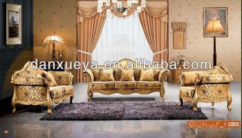Più recenti e moderno divano francese intagliato a mano divano