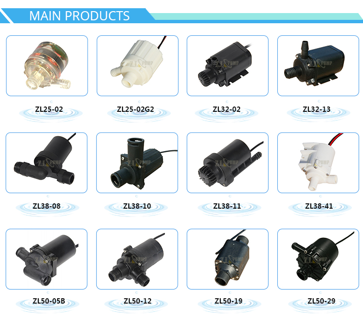 12v DC solar submersible water pump low volume submersible water pump