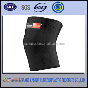 SGS Custom Elastic Crossfit Knee Sleeve of Neoprene for Sports