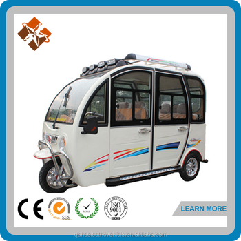 Reliable Quality Electric Tricycle For Ape Passenger Auto Price