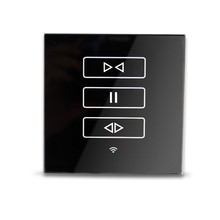 Mutual Control 3 Gang 2 Way Light Touch Wifi Switch 3 Way For Smart Home System