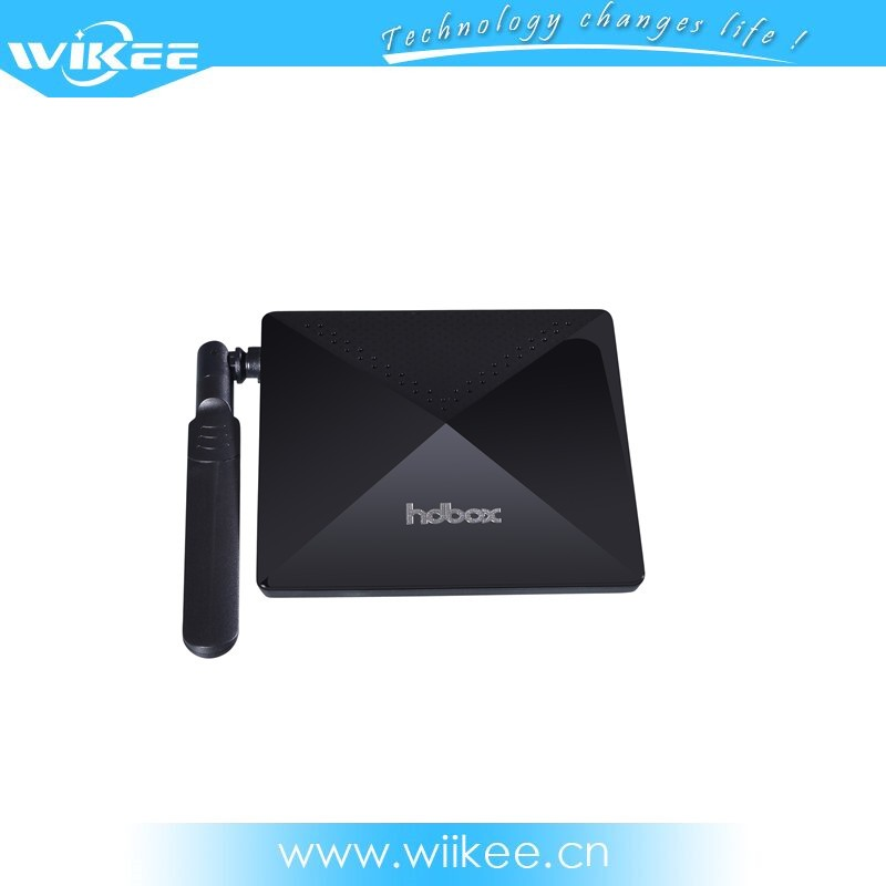 Good Price Customized Android TV Box S812 Quad-Core 2.4G/5G WiFi 2G RAM16G ROM KODI 16.0 Smart TV Box