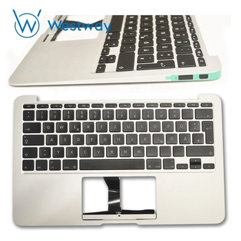 Laptop C cover For Macbook Air A1370 A1465 Upper Top Case With US Keyboard