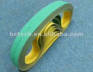 High quality rubber flat transmission belt for wholesale