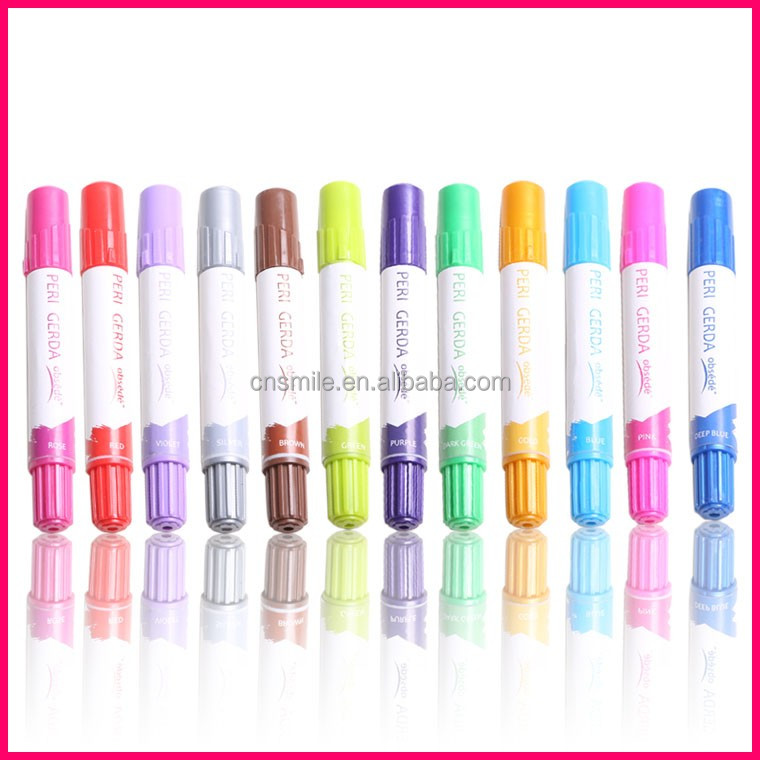 New fashion 12 colors Wholesale cheap temporary bulk hair dye color soft hair crayons for kids