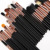 Leather Material Beauty 29 PCS Makeup Brush Cosmetic Brushes Set With Case
