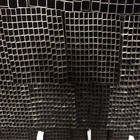 black square pipe/square tube /hollow pipe profile in tianjin