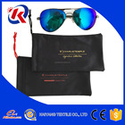 manufacture 80% polyester 20% polyamide glasses pouch bag bulk production cheap price
