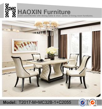 outlet for sale 50% price arrives Slap-up Classic Luxury Wooden Dining Room Set & Dining Room Furniture Wood  Dining Table & Dining Tables With Marble Inlay - Buy Classic Luxury Wooden  ...