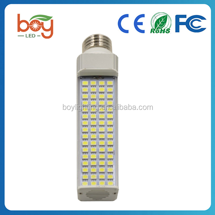 led the lamp G23 GX23 G24 E27 E14 Rotation Led PL Light 3W 5W 7W 9W 12W 13W g24d-3 led