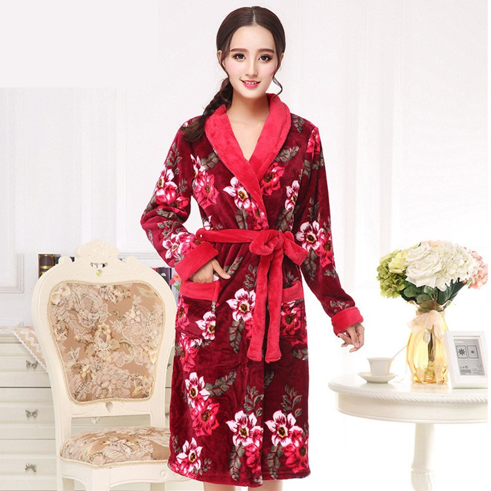 Cheap Warm Dressing Gown, find Warm Dressing Gown deals on line at ...