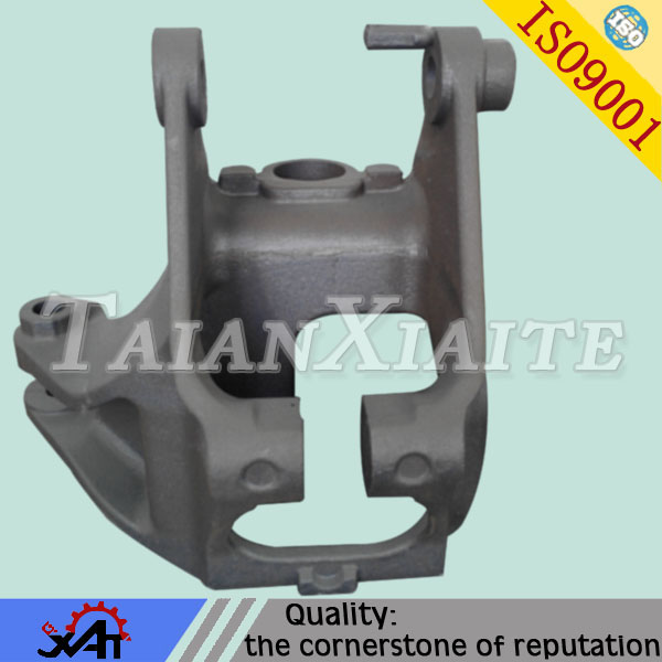 CNC machining casting welding parts auto spare parts hold bracket