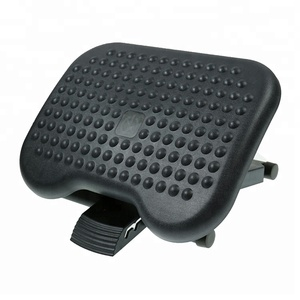 Adjustable Angle and Height Office Foot Rest Stool For Under Desk Support Ergonomic Footrest