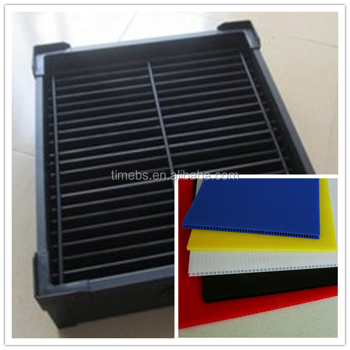 High quality printed electronic components storage box