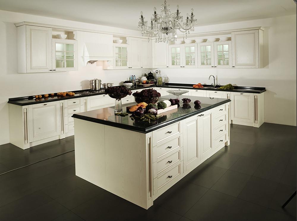 Personalizado ltimo dise o cl sico gabinete de cocina del pvc cocinas identificaci n del - Ultimos disenos de cocinas ...