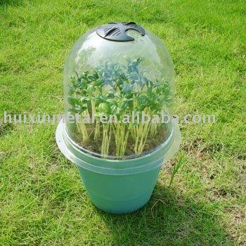 Plastic Cover Garden ClocheClocheGarden ClocheBackyard