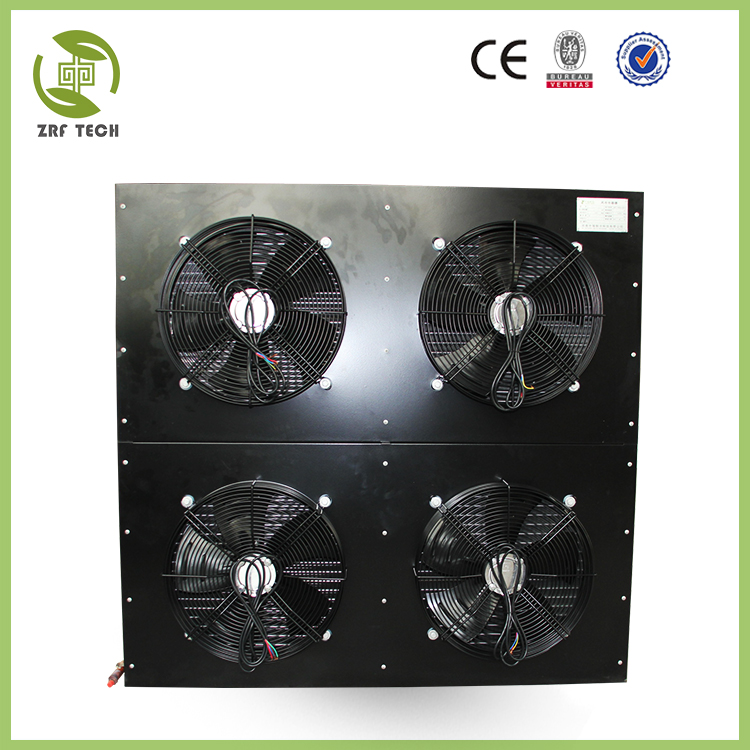 Air cooled type condenser for food cabinet