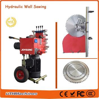 Joysung 307 Wall Saw Concrete Wire Saw Machine Saw Blade Welding ...