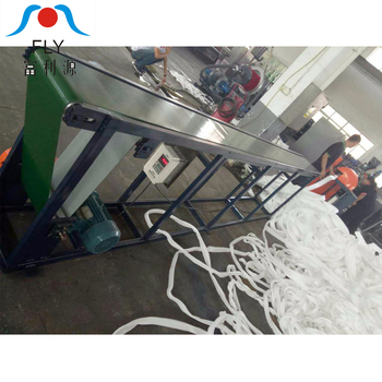FLY-105 EPE Foam Pipe Making Machine EPE Foam Extruder