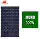 300w panel solar mono poly for home roof from China manufacturer