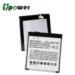 B0P9O100 Replacement Battery 3.8V 2040mAh Li-polymer Battery for HTC Desire 610 612 D610 D612