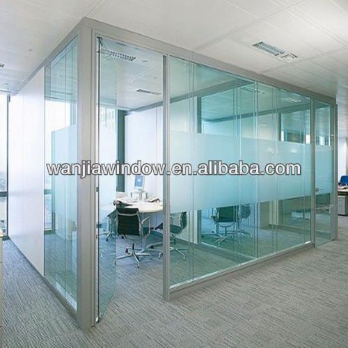 Fabriek groothandel interieur glazen wand deuren product for Groothandel interieur